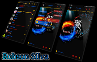 Multicor Theme For GBWhatsApp By Robson