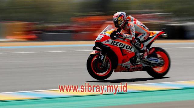 Pedrosa Kuasai FP II MotoGP Ceko, Marquez Terpuruk