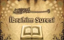 Zihin Açikliği İçin İbrahim Suresi