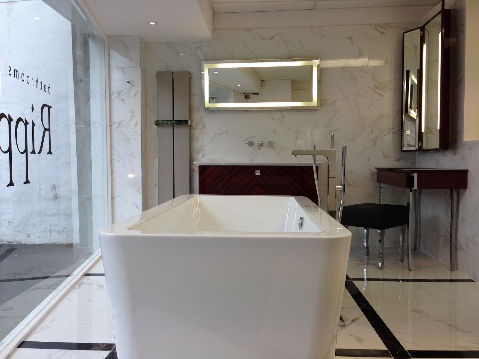 David Dangerous Copper Roll Top Bath