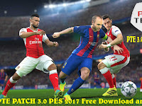 PTE 3.0 Patch PES 2017 Free Download