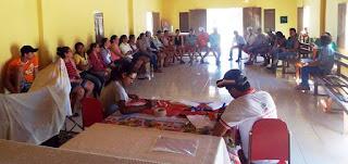 CEOP reúne agricultores do Lajedo Grande para construção de diagnostico participativo da comunidade