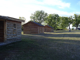 fort robinson buildings