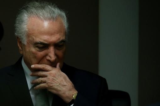 Asesor de Temer renuncia tras escándalo de corrupción