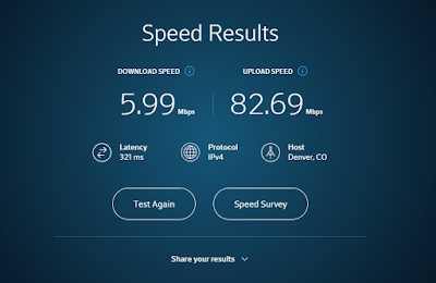 internet speed tester