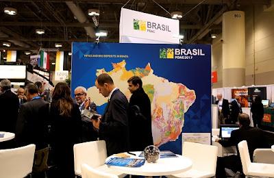 CPRM participa do maior evento de exploração mineral do mundo