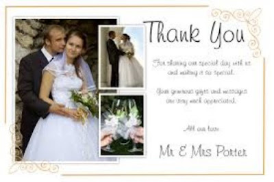 Wedding Thank You Cards What To Write All About Wedding Cards – What to Write in Wedding Thank You Cards