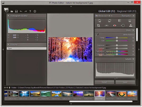 PT Photo Editor 2.1.2 Final Key