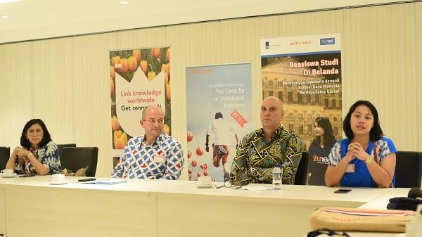 Lebih dari 20.000 Pelajar Indonesia Studi di Belanda Sejak 1950