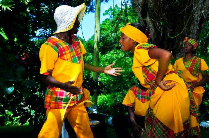 Jamaican Cultural Dance 10 Most Beautiful Island Countries in the World