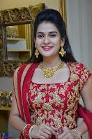 Jenny Honey in Stunning Dark Red Anarkali Dress at Splurge   Divalicious curtain raiser ~ Exclusive Celebrities Galleries 006.JPG