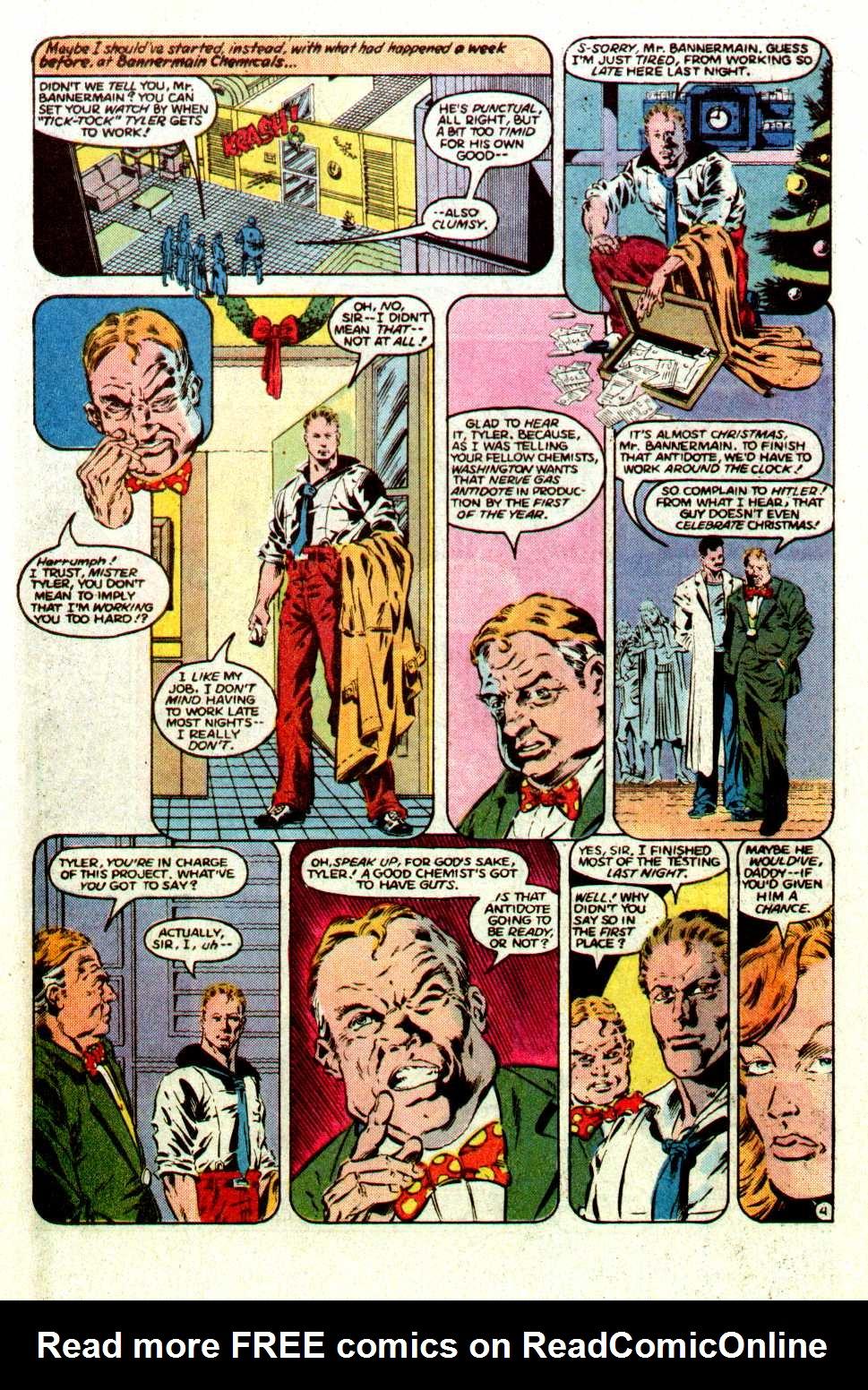 Read online Secret Origins (1986) comic -  Issue #16 - 25