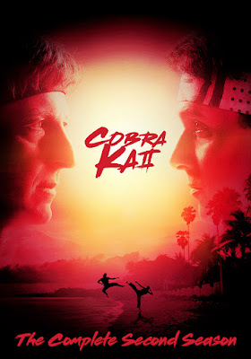 Cobra Kai (TV Series) S02 Custom HD Sub 2 DVD