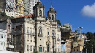 Historia de Salvador, Igreja de Nossa Senhora de Conceição da Praia