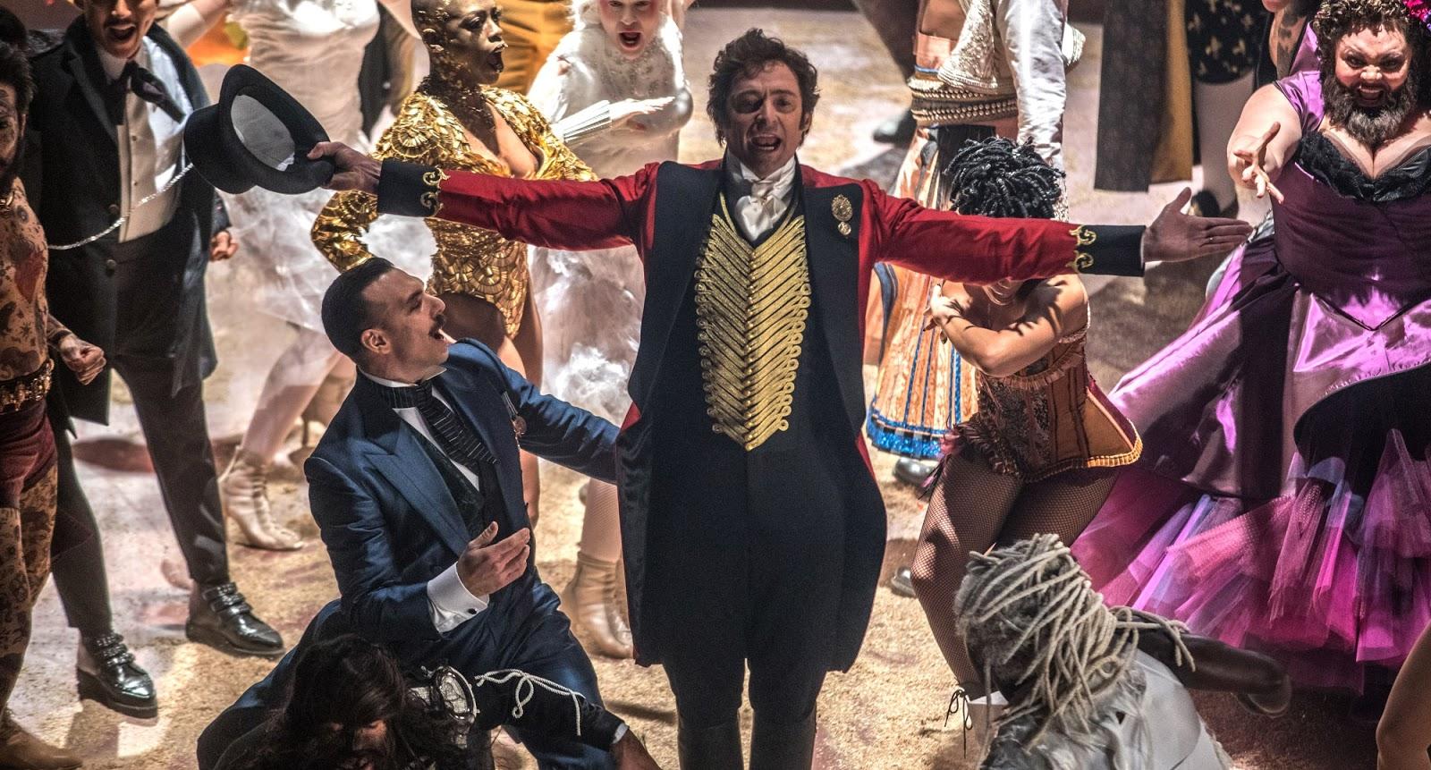 O Rei do Show reúne Hugh Jackman, Zac Efron e Zendaya em uma história emocionante