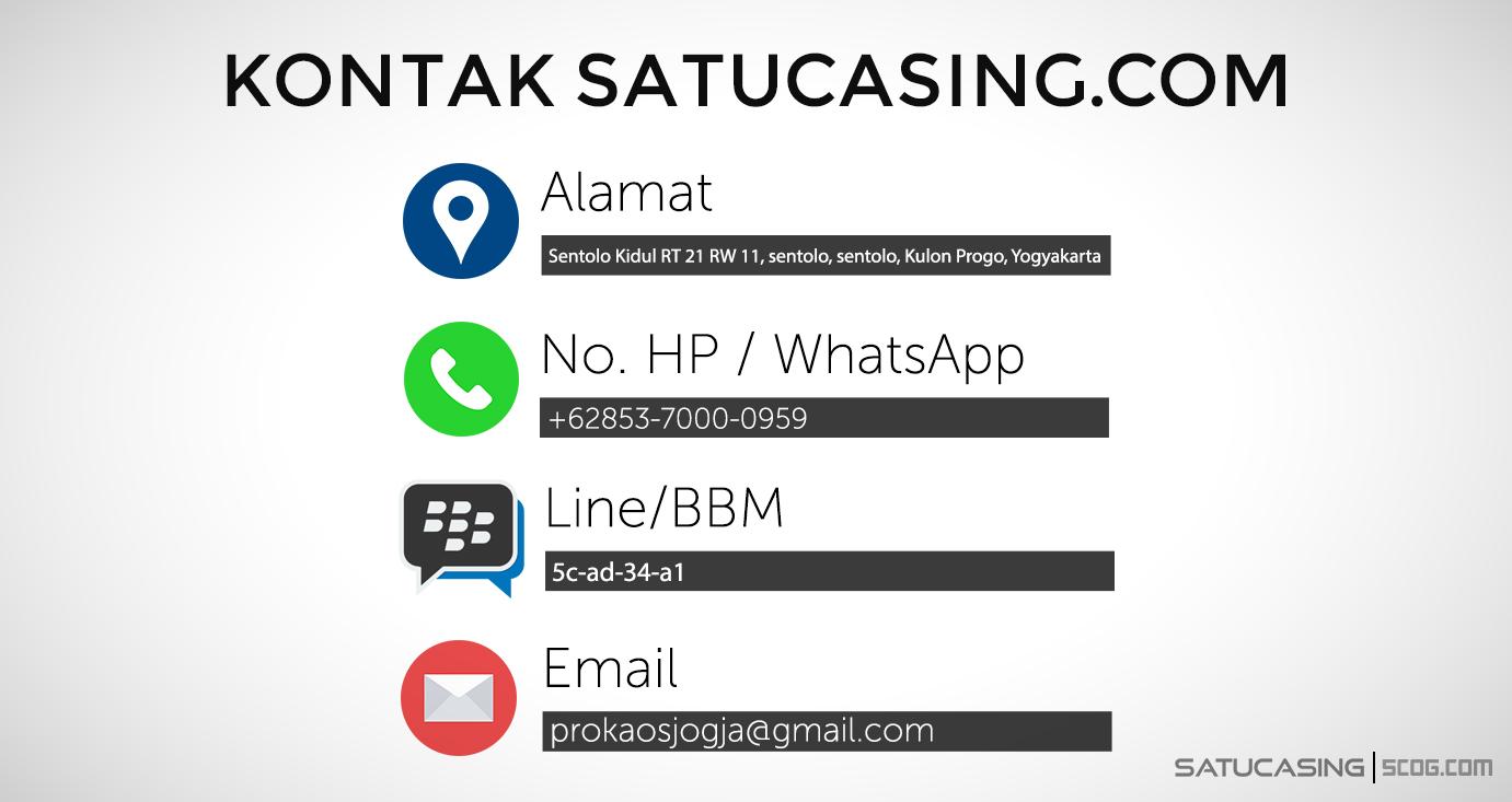 Kontak Satucasing.com