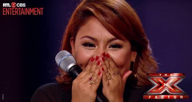 Pinay Ivy Grace Paredes survives boot camp on X Factor UK 2016
