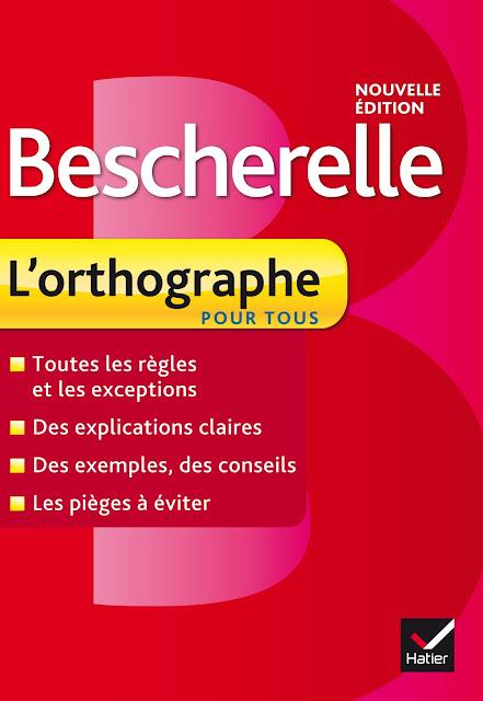 Bescherelle L'Orthographe pour tous pdf gratuit 2016
