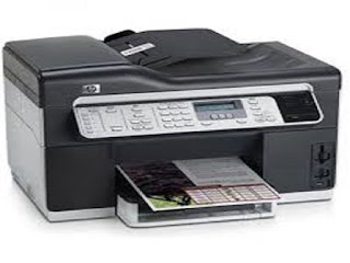 Picture HP Officejet Pro L7500 Printer Driver Download