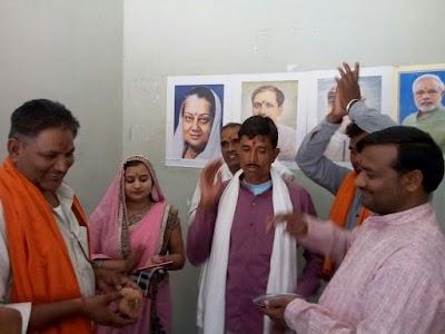 खोड BJP मंडल की बैठक हुई सम्पन्न