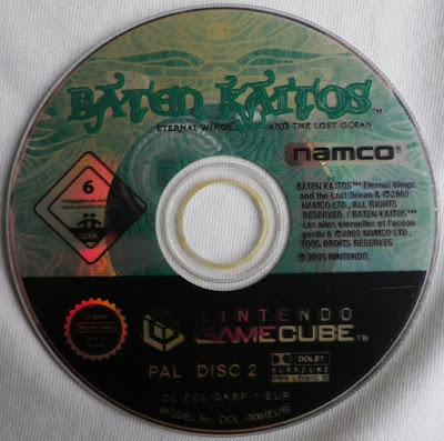 Baten Kaitos - Las Alas Eternas y el Océano Perdido - Disco 2