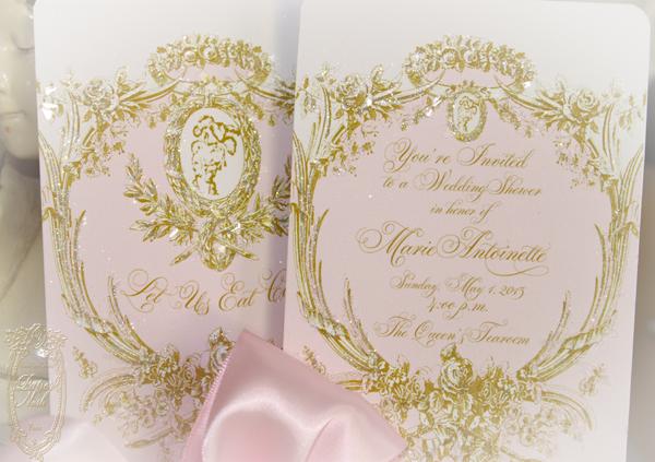 La Pink Paperie The Blog For Paper Nosh Let Us Eat Cake