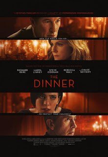 The Dinner (2017) Movie Poster 2