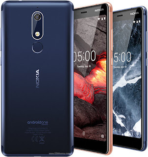 Nokia 6.1 Plus Back