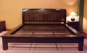 tempat tidur minimalis tanpa ukiran sangat cocok untuk rumah yang berdesain minimalis