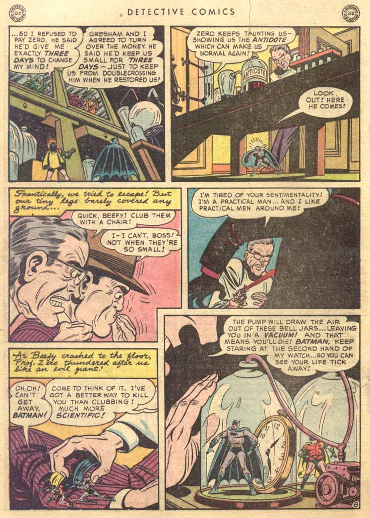 Detective Comics (1937) 148 Page 9