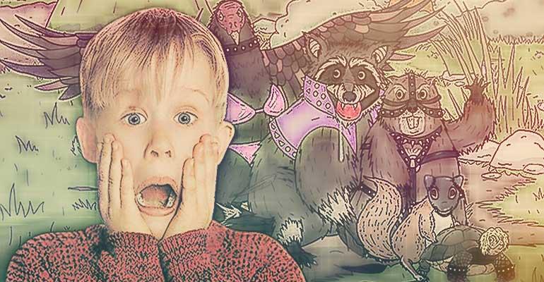 wyobraźnia dzieci