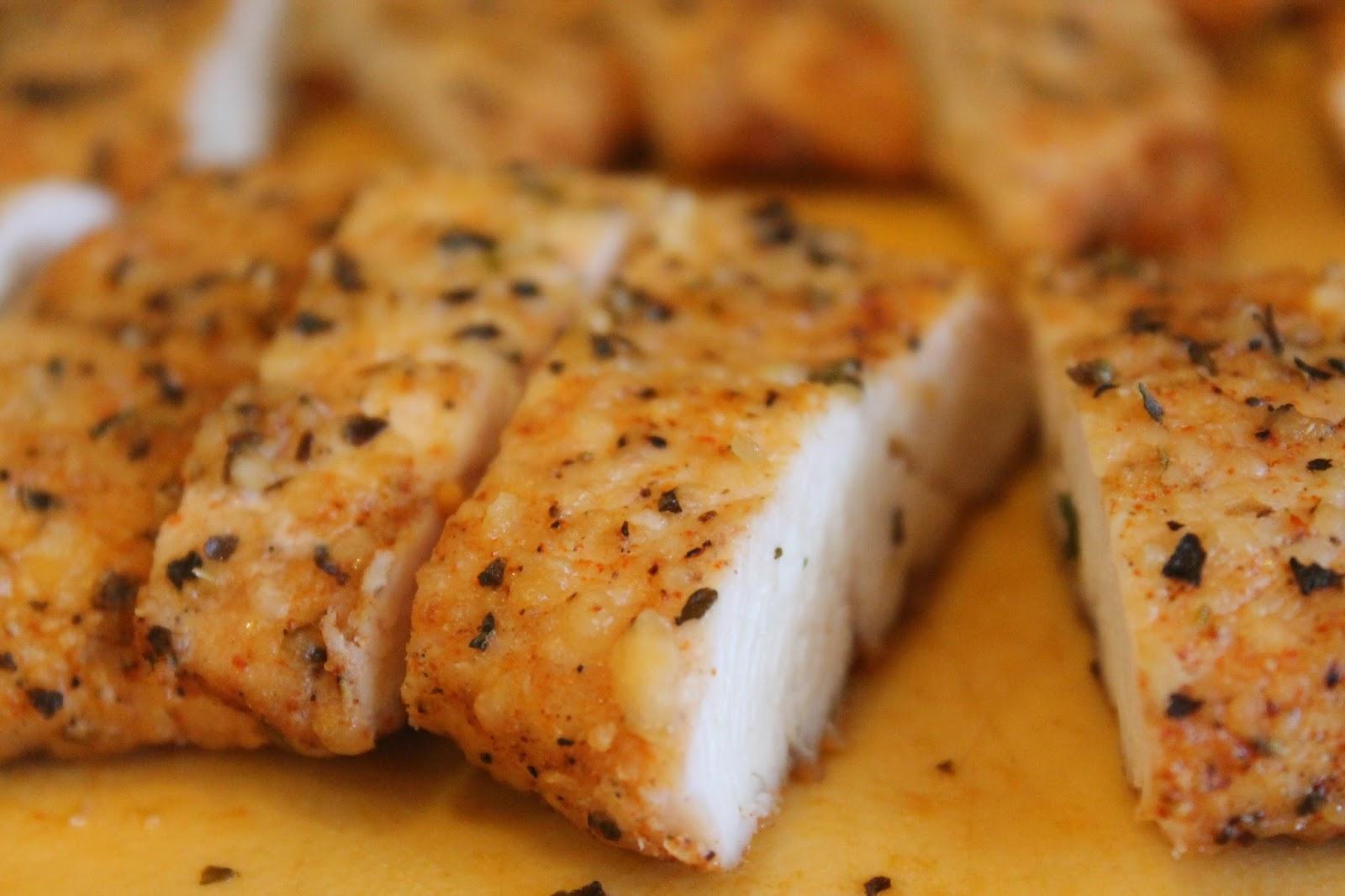 Chicken Parmesan Sandy S Kitchen