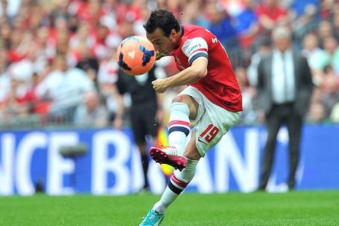 Arsenal quyết định không gia hạn hợp đồng với Cazorla và anh sẽ trở thành cầu thủ tự do khi mùa giải 2017/18 vừa khép lại