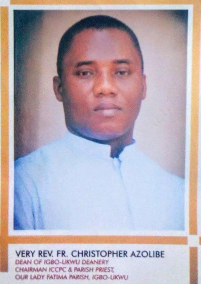 Three Catholic Priests Die In Anambra Community After Burning Of Shrines