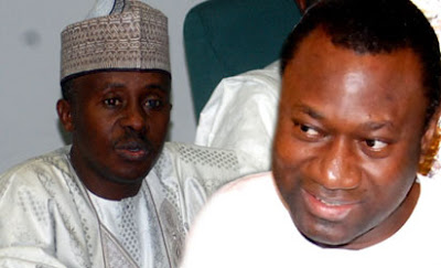 Video Showing Farouq Lawan Collecting Bribe from Femi Otedola Released by the DSS