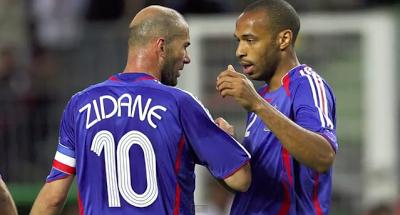 11 Pemain Terbaik Prancis Sepanjang Masa
