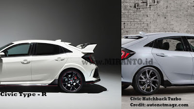 Rem Civic Type R Vs Civic Hatchback Turbo