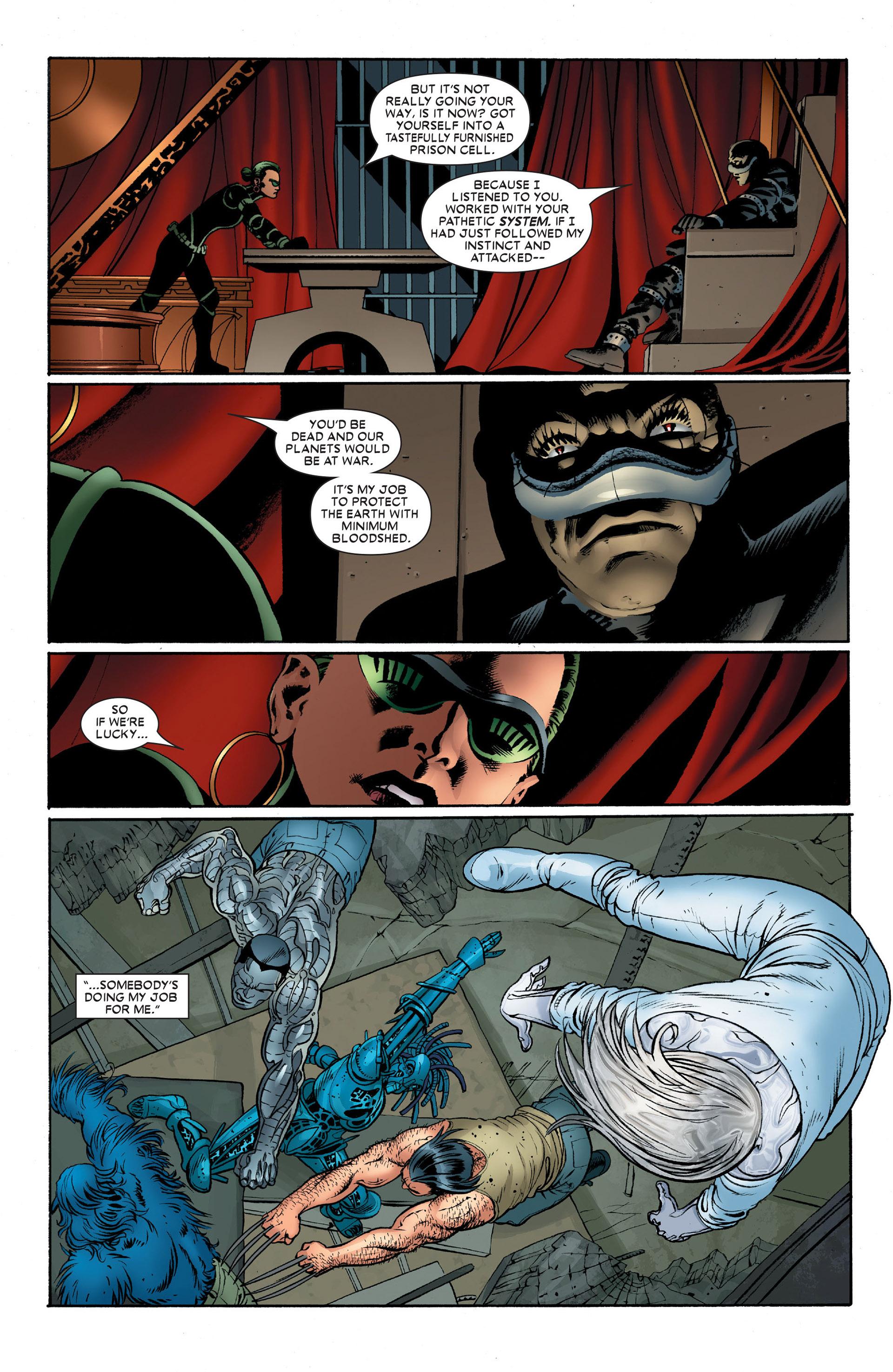 Read online Astonishing X-Men (2004) comic -  Issue #10 - 19