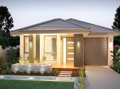 16 desain rumah sederhana tapi mewah terbaik 2019 - materi