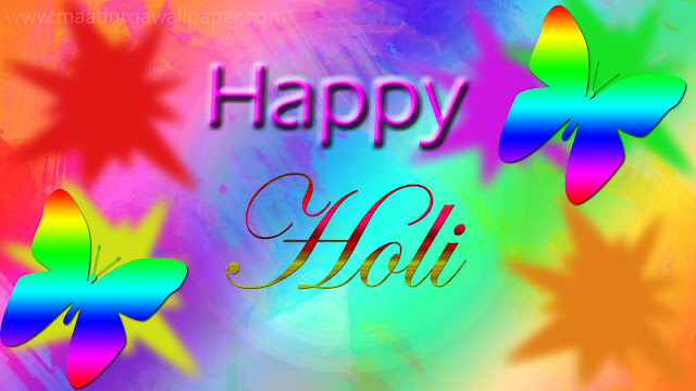 Happy Holi HD Wallpapers
