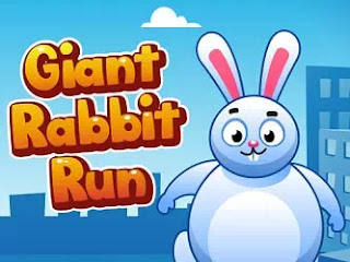 Dev Tavşan Koşusu - Giant Rabbit Run
