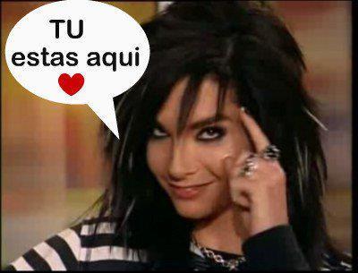 El Amor Que Le Tengo A Bill Kaulitz El Amor Que Le Tengo A