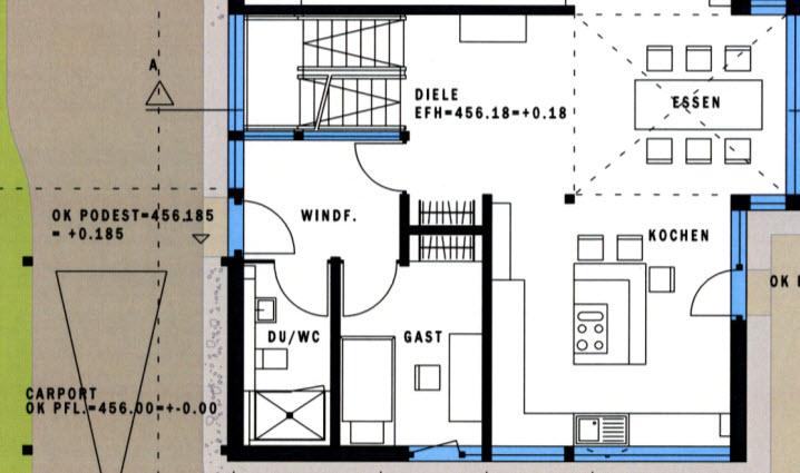 ein huf haus fuer die oberlausitz noch mehr feng shui. Black Bedroom Furniture Sets. Home Design Ideas