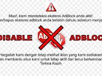 Cara Menambahkan Anti AdBlock Script di Blogspot