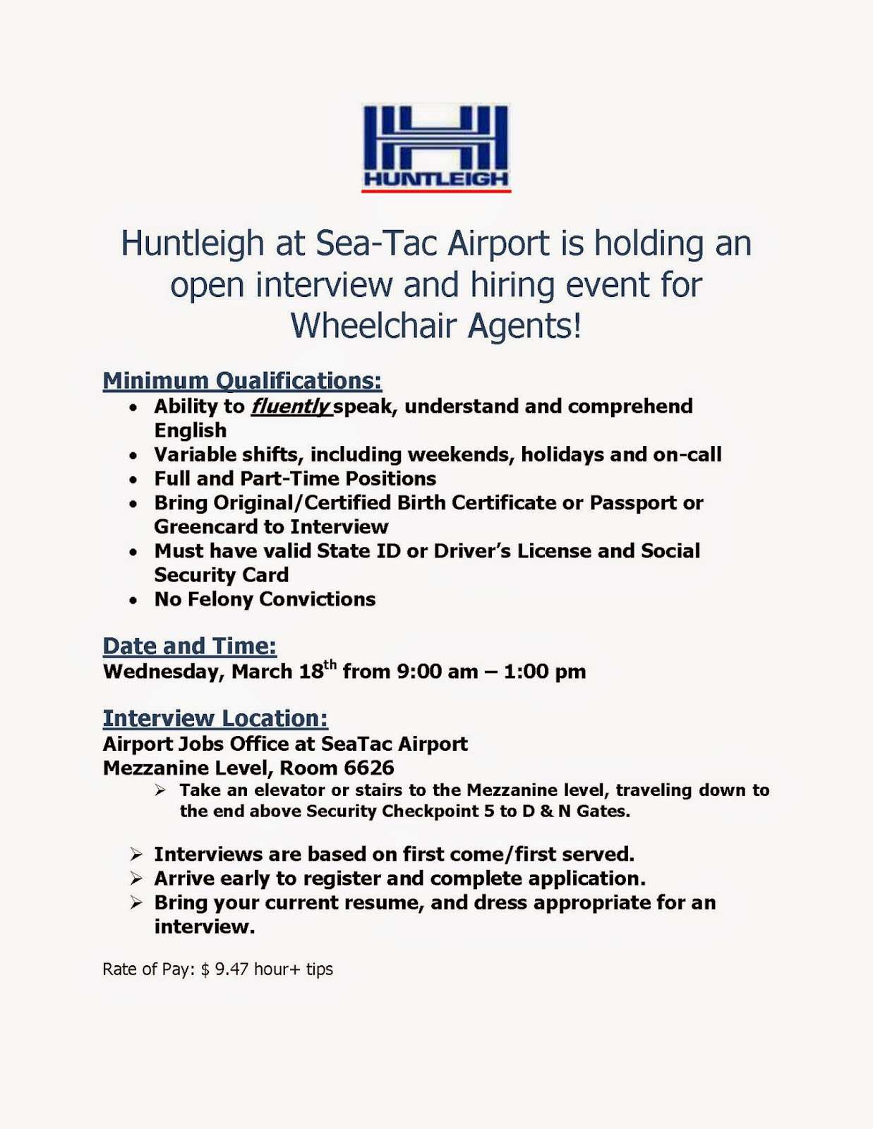 ConnectUp: Job Opportunities 3/16/15