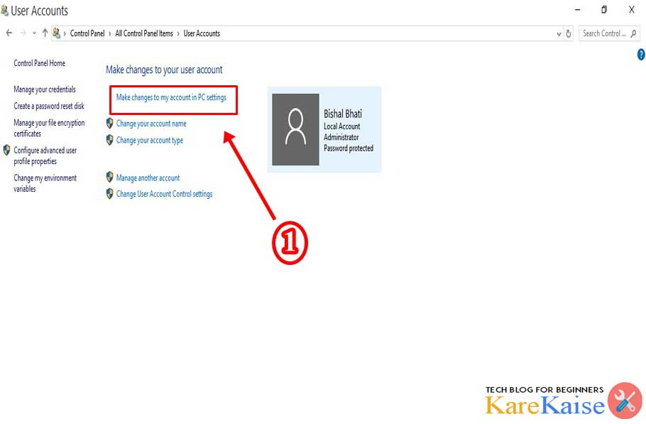 widnows-user-account-par-password-kaise-lagaye