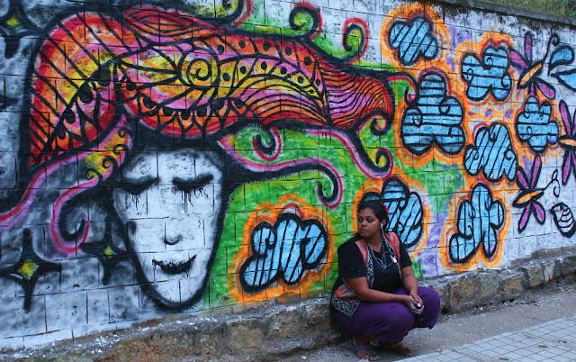 Bangalore Graffiti