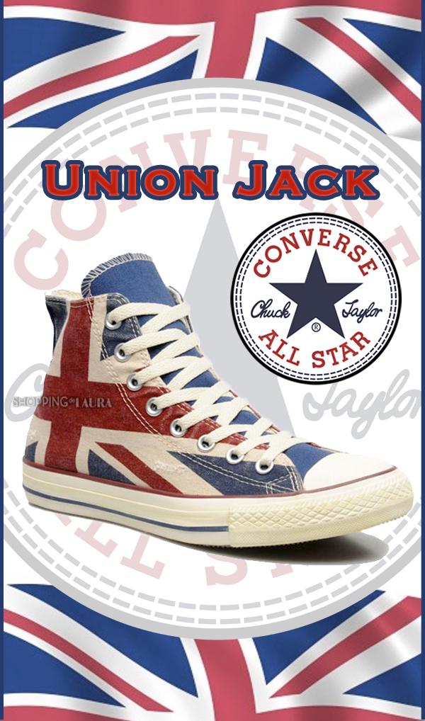 Chuck Taylor All Star Union Jack Hi M CONVERSE
