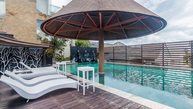 12 Hotel Di Bali Dengan Kolam Renang Dibawah Rp 200 Ribu Malam