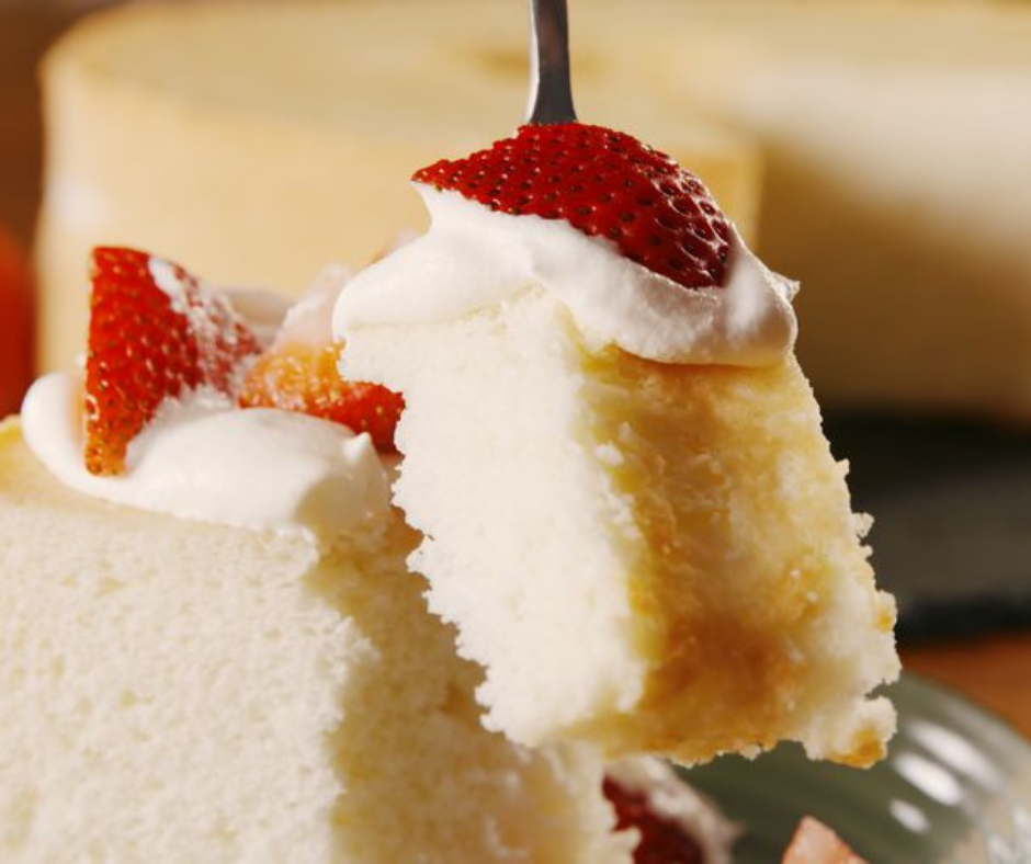 Angel Food Cake - food-drink-recipes.com